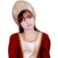 Amazing Russian dress (costume)