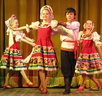Kalinka: Russian song and dance